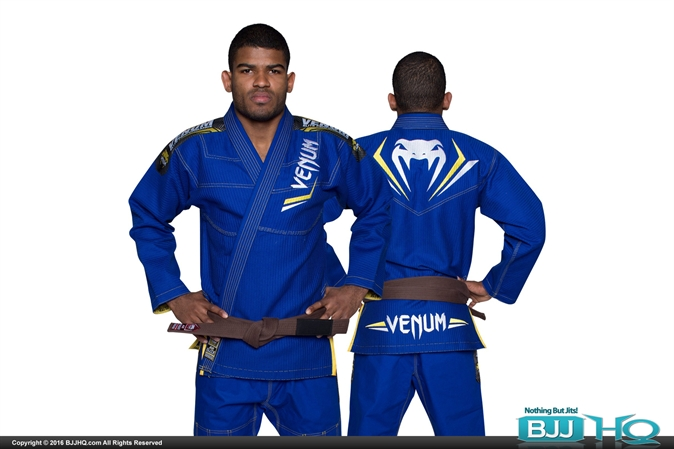 Venum ELITE Blue BJJ Gi